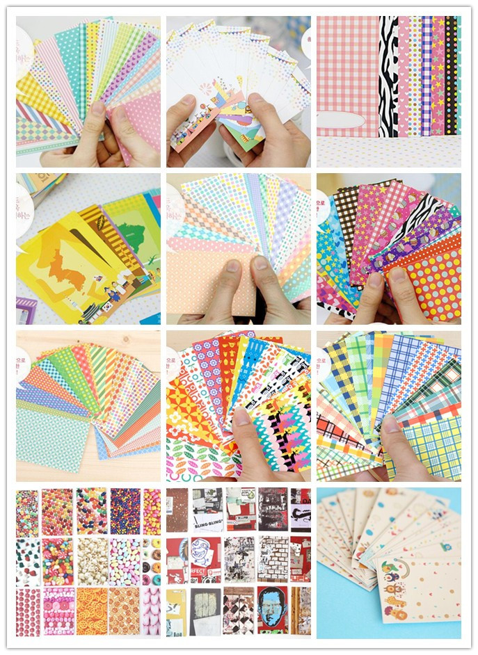 12 Different Styles DIY Scrapbook Paper Photos Frame Decorative Stickers for Instax Mini Film(China (Mainland))