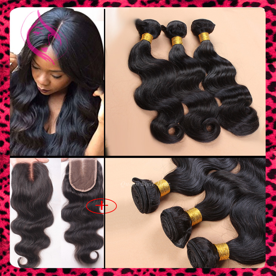 Cheap Virgin Indian Hair Closures 50