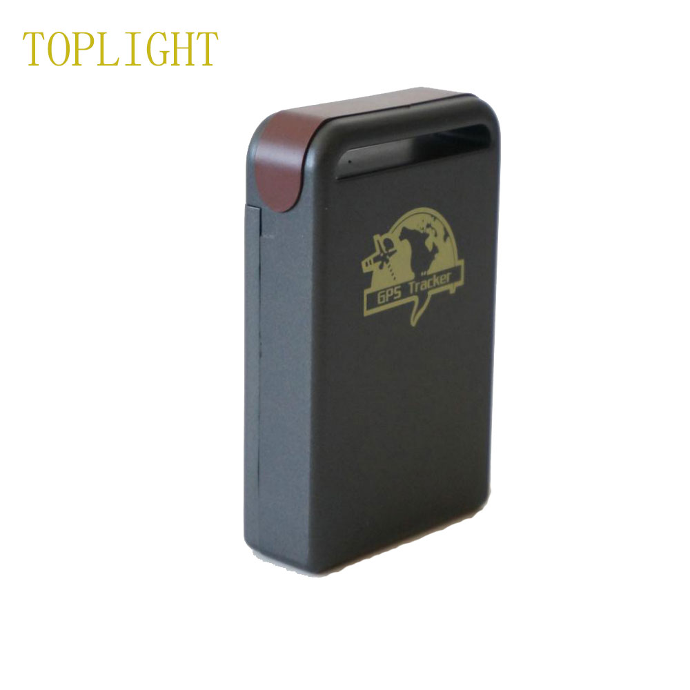 10PCS/LOT TK102B GSM GPRS online real time tracking 4 bands mini Personal GPS Tracker(China (Mainland))