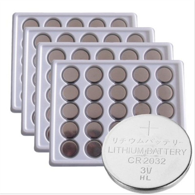 Free shipping 50Pcs*PKCELL 3V CR2032 Lithium Battery BR2032 DL2032 ECR2032 CR 2032 Button Coin Cell Batteries<br><br>Aliexpress