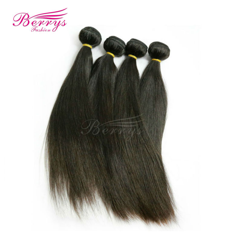 "European hair virgin hair straight weave 3pcs/lot ,12""-26"" ,1b color,human hair products cheap price hair extension(China (Mainland))"