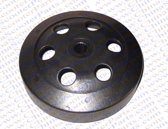 115MM 22T Clutch Bell font b GY6 b font 50CC 60CC 80CC 139QMB Baotian Jonway Sunl