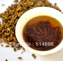 500g Organic Black BiLuoChun Tea Top grade Tender Tea Bud Black Snail Tea Pi LoChun Dianhong