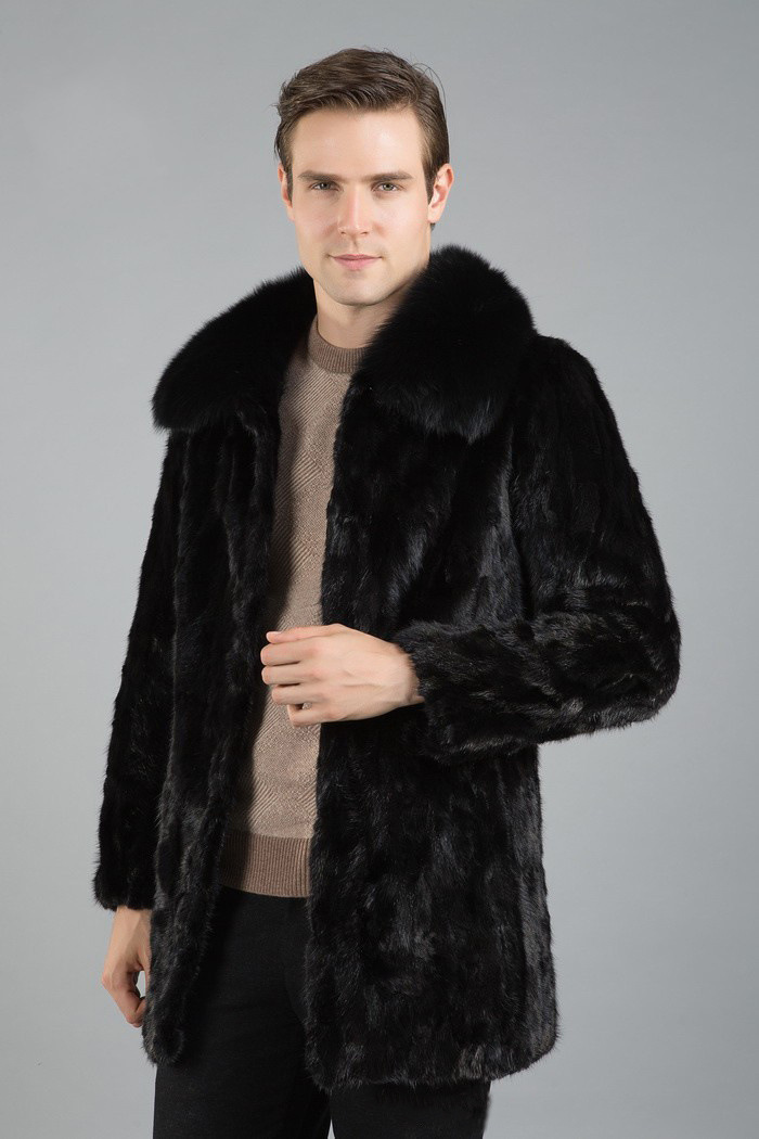Our selection of men's fur coats can be found in vests and full-length designs to suit your style. Natural sheepskin and Napa leather accents enhance your apparel and accessories for a durable and stylish look to wear throughout the year/5(79).
