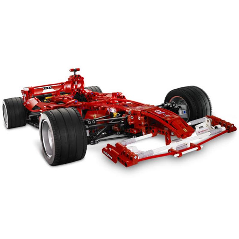 Decool 3335 Technic F1 Racer Block Brick Toy Set Boy Game Car Formula 1 Compatible Lepin Sluban Bela LEGOelids 8674  -  Joyer Toys store