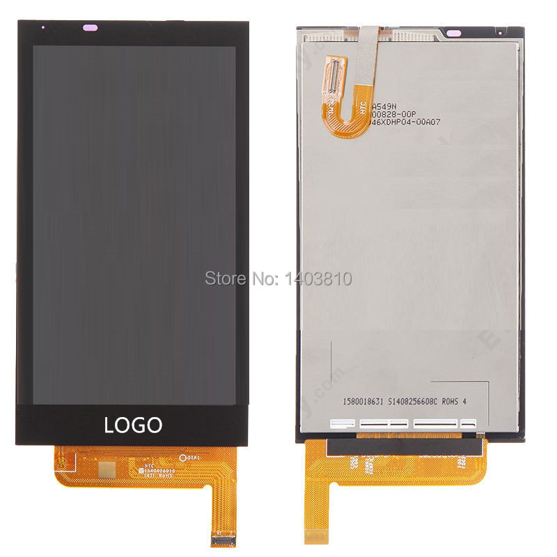 New 100% Original HTC Desire 610 D610 Touch Screen, Digitizer LCD Display Assembly Mobile Phone Replacement - Shenzhen B Young Store store