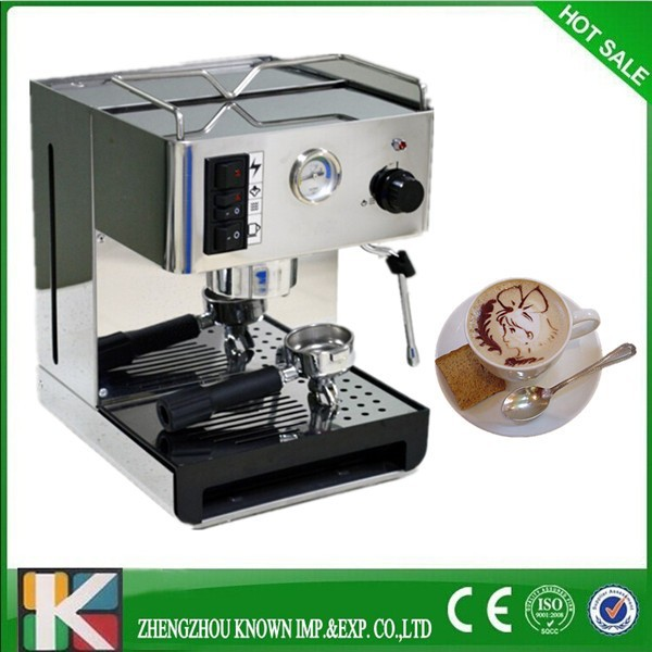 2015 Hotsale Cheapest Wholesale Coffee Machine Semi-automatic Demestic Espresso Machine Easy ...
