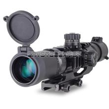 New Aim Sports Recon Series 1.5-4 X 30 Tactical Scope Shockproof Waterproof Free Shipping!(China (Mainland))