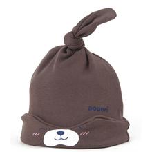 New Comfort Cartoon Baby Toddlers Cotton Sleep Cap Headwear Cute Hat Mult-color(China (Mainland))