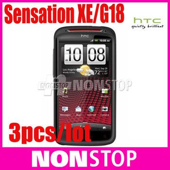Hot Sale G18 Original HTC Sensation XE Z715E G18 Android 8MP WIFI GPS 4.3''TouchScreen Unlocked Phone EMS Free Shipping 3pcs/lot