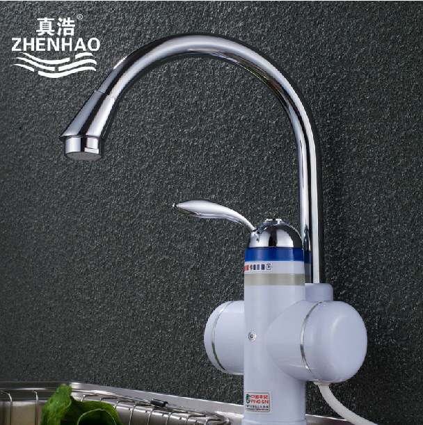 Supply Tankless electric faucet, water heater, fast electric faucet, ZH-A1 &faucet(China (Mainland))