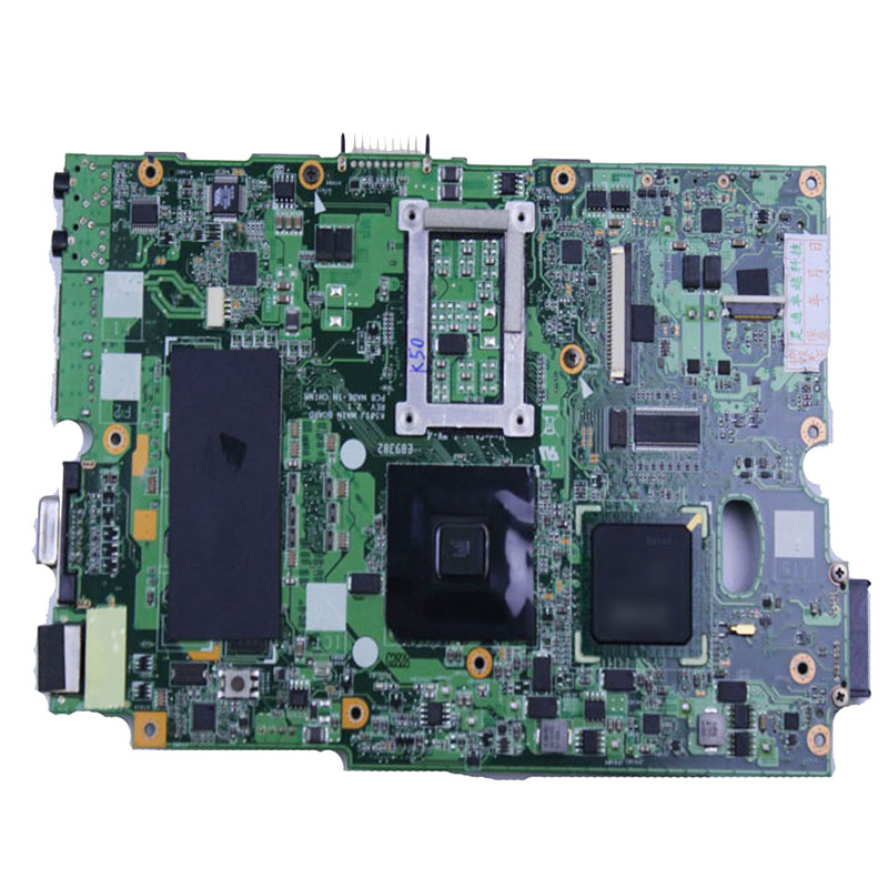 for ASUS laptop K50IJ P50IJ X5DIJ motherboard notebook in stock tested and work very well(China (Mainland))