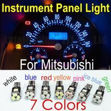 10x LED T5 For Mitsubishi Eclipse Galant Lancer Outlander Endeavor Precis Raider Montero Dashboard Instrument Panel Light Bulb