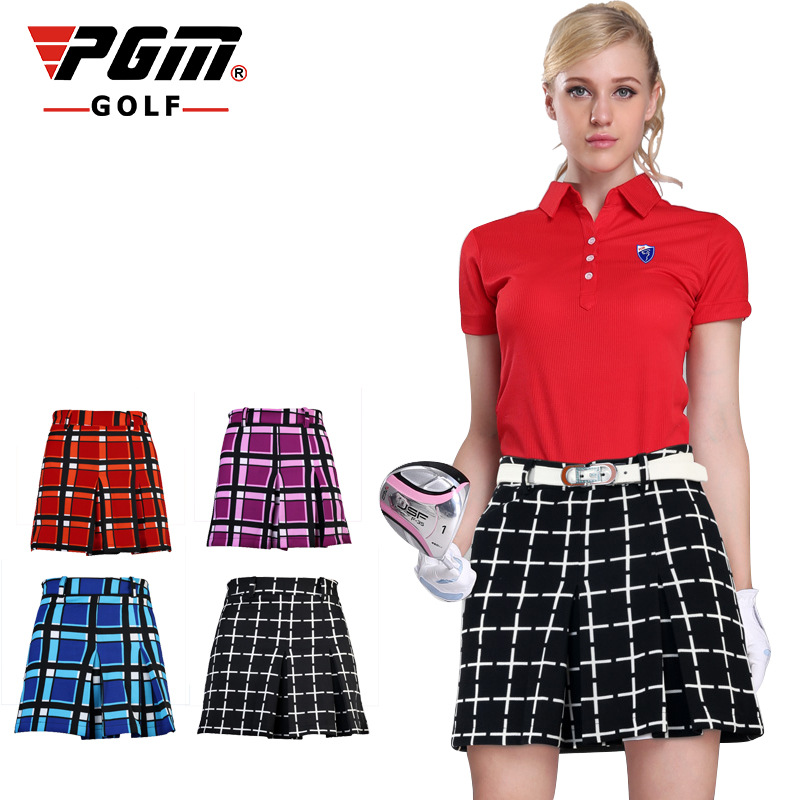 Pgm 2015 skirt golf clothes spring and summer short skirt skorts golf font b kilt b