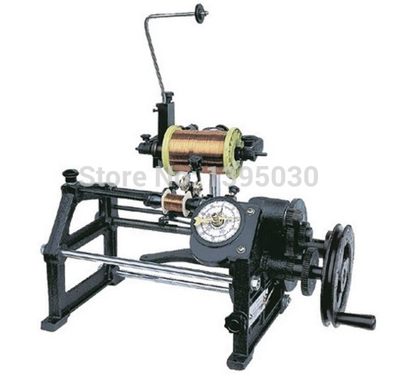 High quality NEW NZ-2 Manual Automatic Coil Hand Winding Machine Winder USG(China (Mainland))