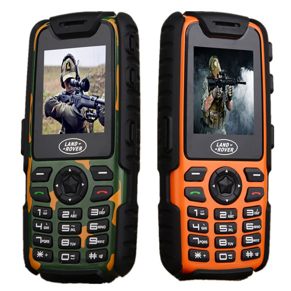 2015 New military Mini mobile phone rugged mobile dustproof outdoor shockproof cell phones keyboard bluetooth ZTG(China (Mainland))