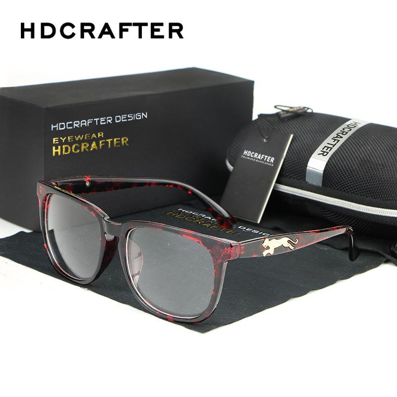 HDCRAFTER Brand Glasses Frames Eyeglasses For Women Men 2016 New Optical Myopia Frame Oculos De Grau Plain mirror wholesale 9336(China (Mainland))