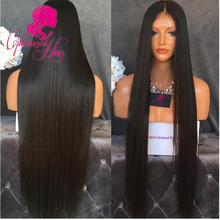 Front Lace WigsFull Lace Human Hair Wigs Natural Straight In Stock Bob Wig 7a Unprocessed Brazilian Virgin Hair Lace Front Wig(China (Mainland))