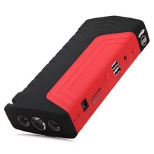 50800mAh Multifunction Car Jump Starter AUTO Engine Booster Emergency Start Battery  Portable Charger Power Bank for Electronics(China (Mainland))