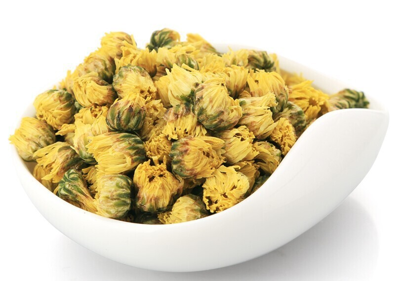 50g Premium Herbal tea chrysanthemum tea herb high quality tire chrysanthemum king he Chinese health care