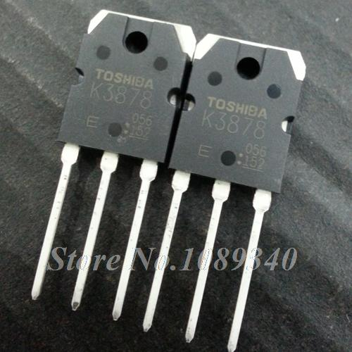 10PCS free shipping K3878 2SK3878 TO-3P 9A 900V N channel MOSFET transistor 100% new original quality assurance(China (Mainland))