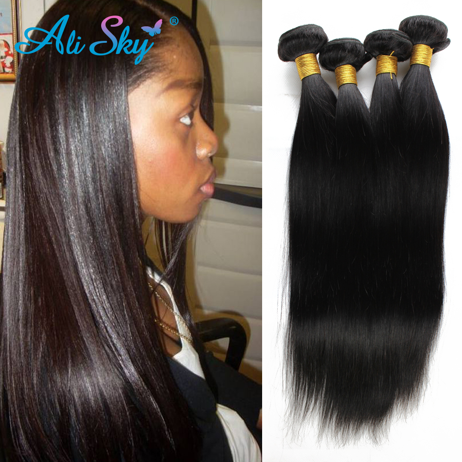 "indian virgin hair straight 7pcs lot the best indian hair on aliexpress 6""-30"" 100g bundle deals with aliexpress coupons(China (Mainland))"