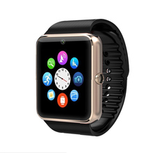 Buy Promotion !! Smart Watch GT08 SmartWatch Clock Sync Notifier Sim Card Slot Bluetooth IOS android Phone High for $15.63 in AliExpress store