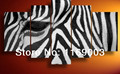 5 piece modern canvas wall art black white zebra Abstract picture oil painting on canvas for