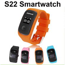 ZGPAX S22 kids phone watch Mini SOS Panic Button Waterproof GPS Tracker Kids Watches Tracking Pelope child android smartwatch