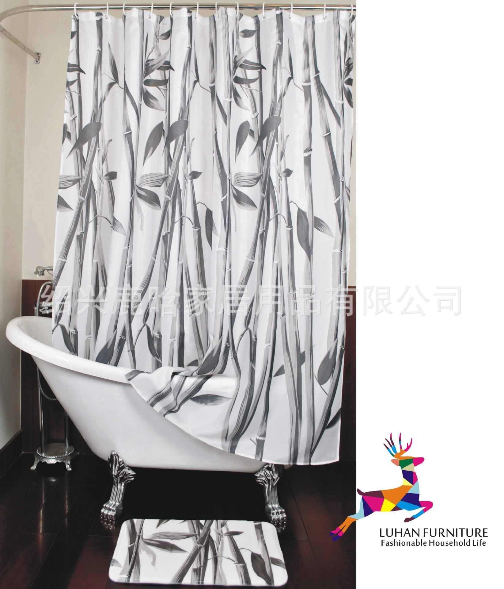 Cheap shower curtain