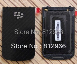 Original new back battery cover case For blackberry bold 9900 9930 ,black or white color.Free shipping.(China (Mainland))