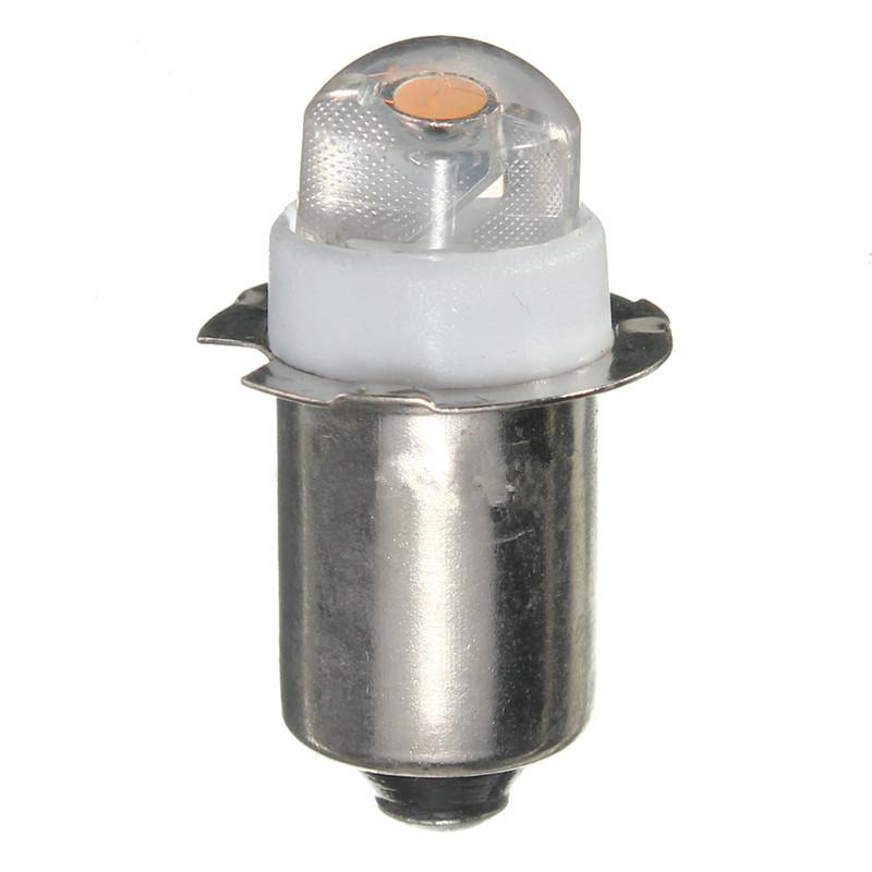 Work Light Bulbs: Newest P13.5S PR2 0.5W LED For Focus Flashlight
