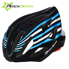 ROCKBROS Cycling Helmet Ultralight Bicycle Helmet With Tail Light In-mold MTB Bike Helmet Casco Ciclismo Road Mountain Helmet(China (Mainland))