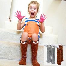 font b Kids b font Fox Socks knee high Toddler Boot Sock leg warmer Totoro