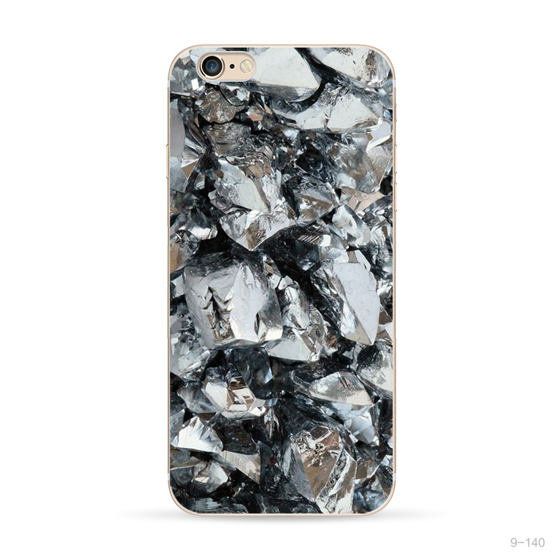 2016 Newest Marble Pattern Phone Cases For apple Iphone 5 5s Case Stone Image Painted Cover For iphone 5 capa