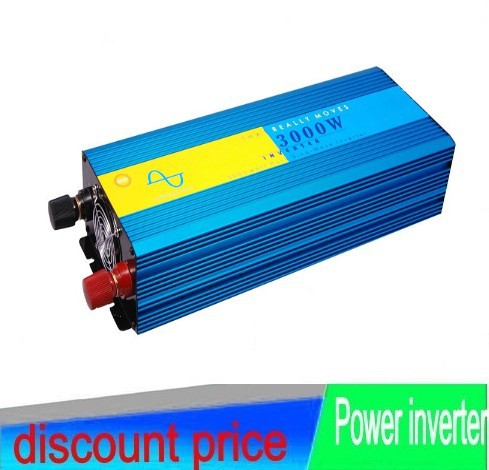 48V 3000W Off-grid Pure Sine Wave Wind Inverter For Wind Energy System ,Output 100-240Vac 50Hz/60Hz,Two year Warranty(China (Mainland))