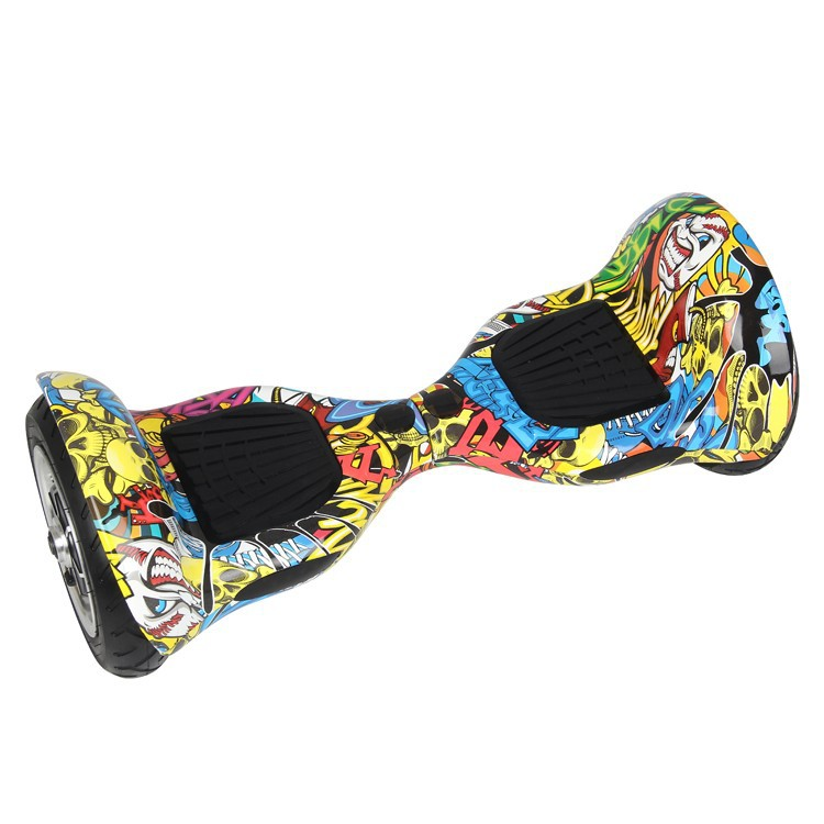Long driving 18-25KM 10 inch big tire mini balance scooter two wheel electric smart drifting unicycle - Kdeasylife store