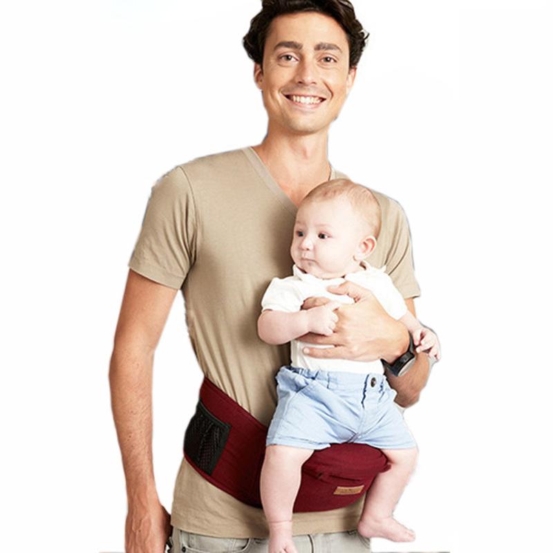 Baby Carrier 2015 New Design Waist Stool Walkers Baby Sling Hold Waist Belt Backpack Hipseat Belt Kids Infant Hip Seat(China (Mainland))