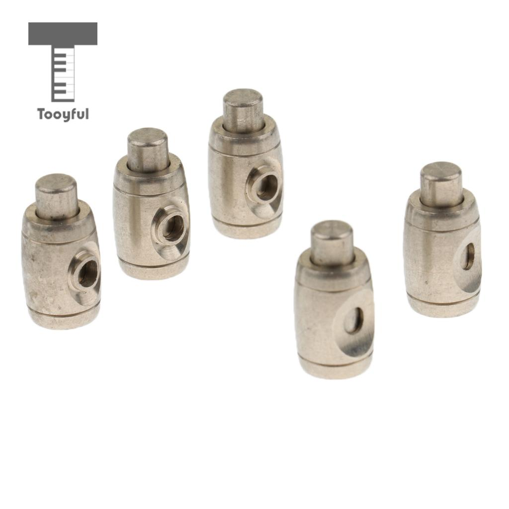 5 Pcs 19mm Cupronickel Trombone Spit Valve Water Key Accessory For Trumpet Trombone Replacement Accessories