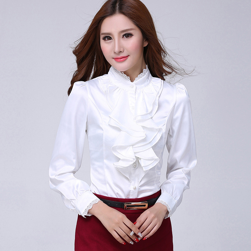 Купить Красивую Белую Блузку В Спб