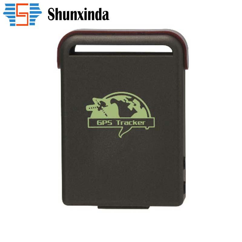 Mini Car Vehicle GPS Tracker TK102 GPS Tracker GSM GPRS System Tracking Device <br><br>Aliexpress