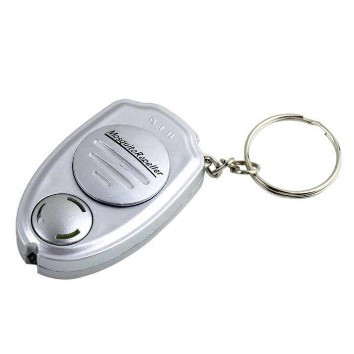 traveling camping essential Electronic portable key chain Ultrasonic electronic insect repellent mini insect repellent Accessory(China (Mainland))