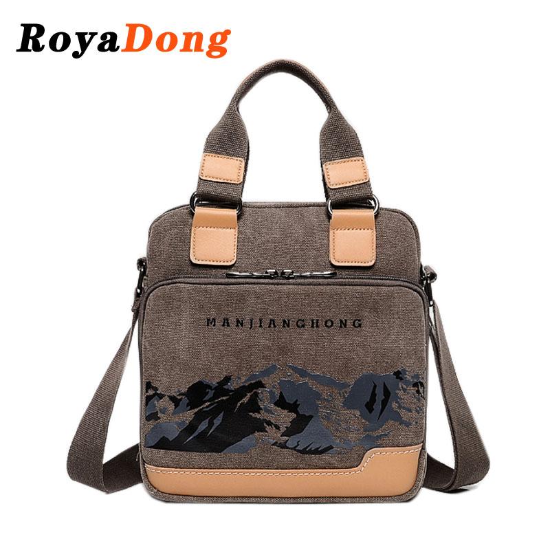 Men Messenger Bags Canvas Vintage Small Shoulder Bag Flap Male Designer Handbags Brand Bolsa Feminina New 2015