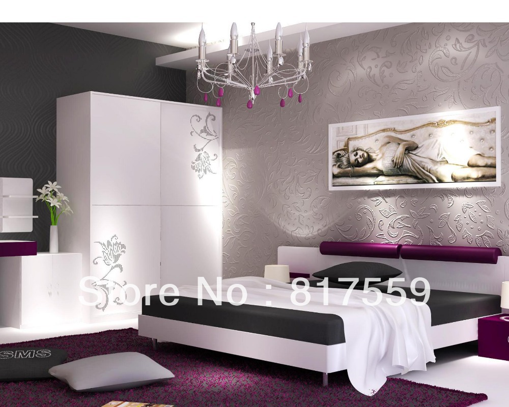 italian bedroom set luxury bedroom set in wood furniture sets from