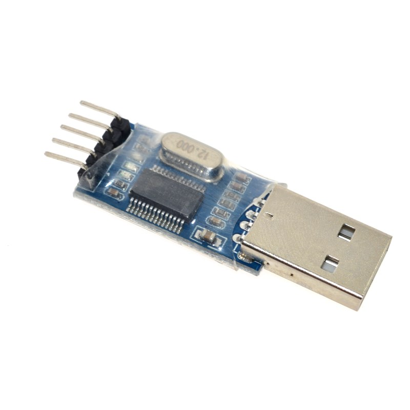 Free Shipping PL2303HX module Download line on STC microcontroller  USB to TTL/USB-TTL Programming unit In the nine upgrade