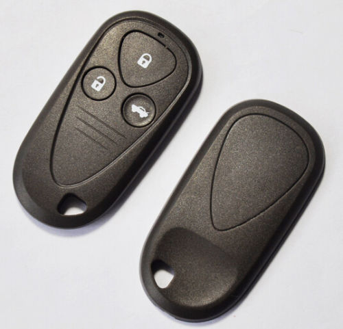 Replace Key Shell fit for ACURA CL TL MDX RL RSX TSX Remote Key Case Fob 3 BTN(China (Mainland))