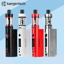 Kangertech topbox мини Модернизированная Subox Мини жидкостью vape Starter kit e электронная сигарета 75 Вт Subox Про Комплект Управления(China (Mainland))