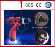 16.8V electric drill with 22 pcs drills two-speed hand electric screwdriver