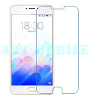 New 10pcs/lot wholesale High Clear LCD Front Screen Protector Film For Meizu Note 3 Protective Film Free Shipping