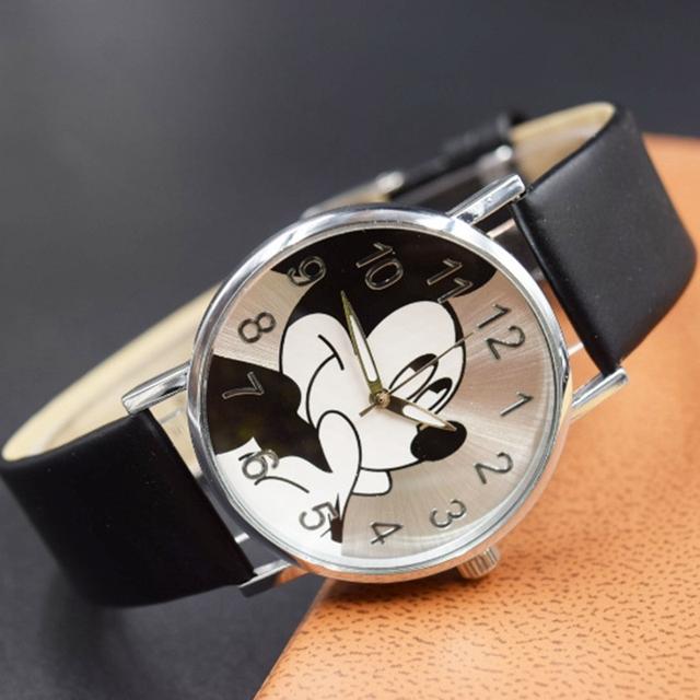 Zegarek damski Myszka Miki nie tylko dla dziewczynek kolory